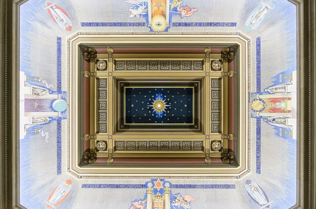 Grand Temple Freemasons Hall London